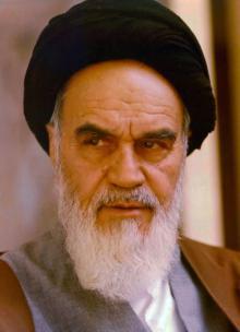 تصویر امام خمینی